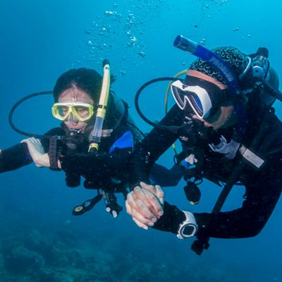 SCUBA Training Aliwal Shoal3