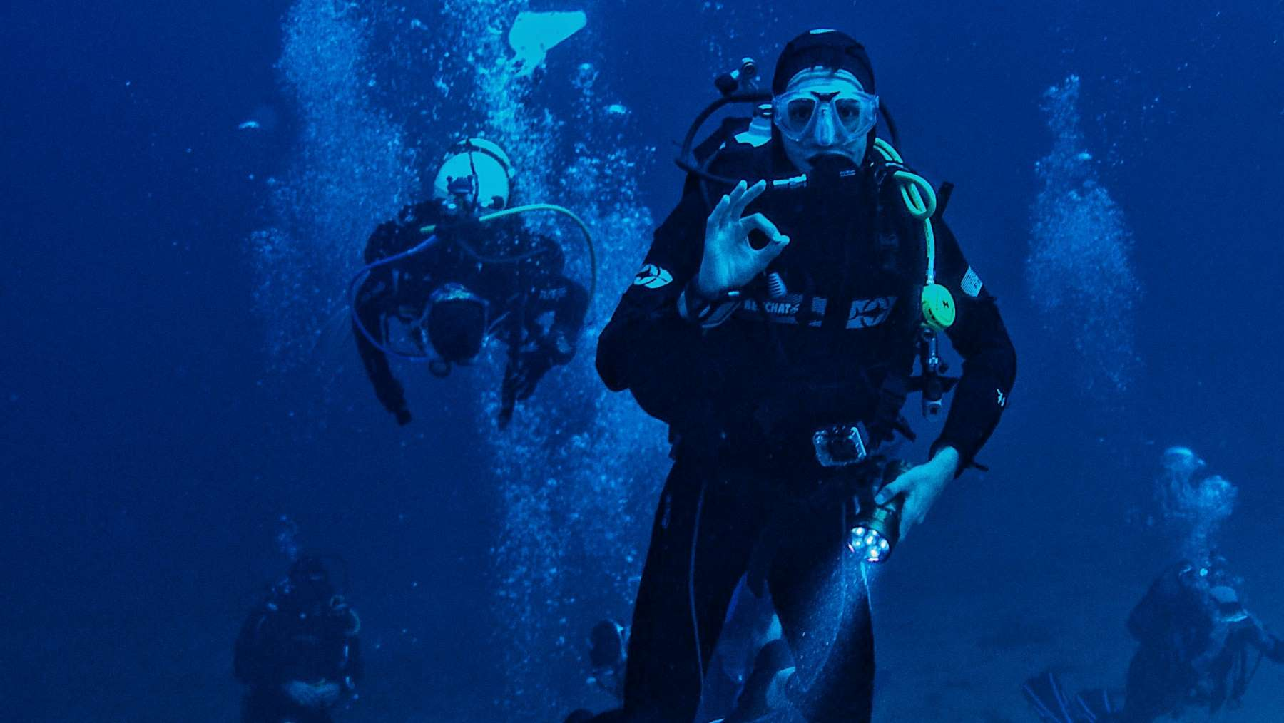 Skills you need to become a scuba dive instructor